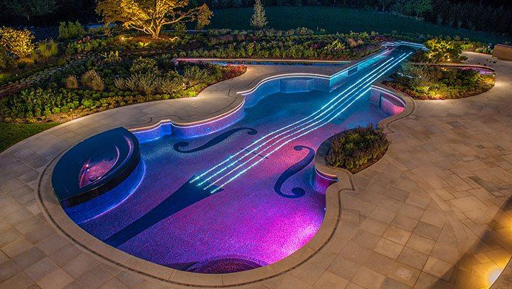T'atreviries a tenir una d'aquestes piscines?